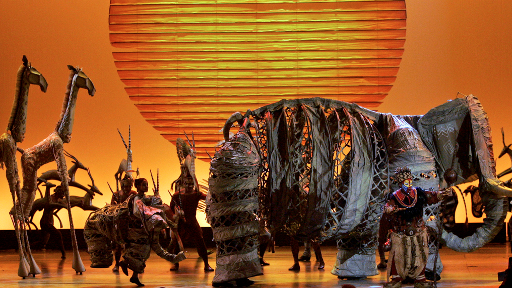 Five Times You Will Cry During The Lion King Musical