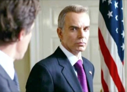 president love actually billy bob mad american flag