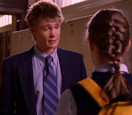 chad michael murray gilmore girls tristan and rory chilton